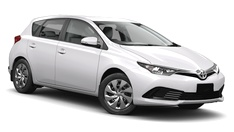 toyota car hire in new zealand
