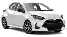 hire a toyota yaris new zealand